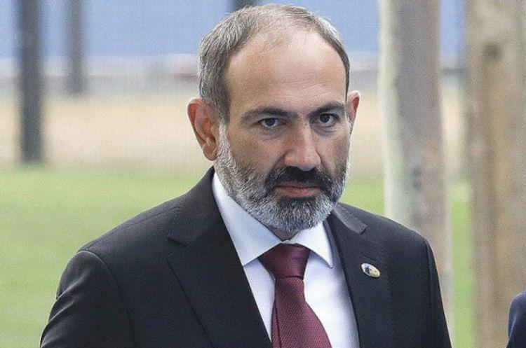 Armenian PM steps down