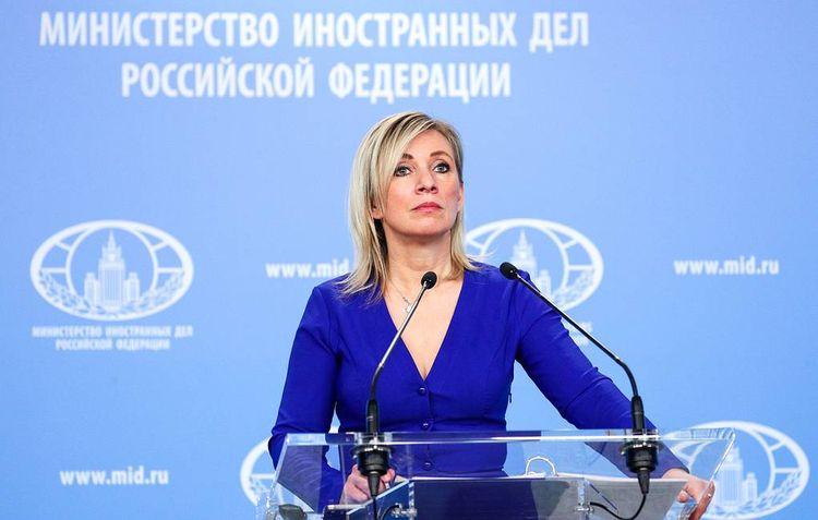 Zaxarova ABŞ-ın Rusiyaya dost olmayan dövlətlər arasında olduğunu deyib