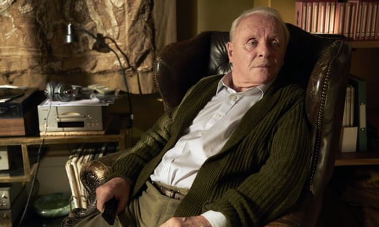 """Anthony Hopkins is oldest-ever acting Oscar winner after taking best actor for """"The Father"""""""