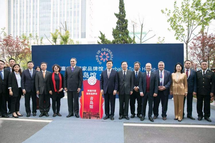 Azerbaijan opens next trading house in China - <span class='red_color'>PHOTO</span>