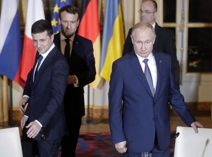 Зеленский заявил о подготовке к встрече с Путиным