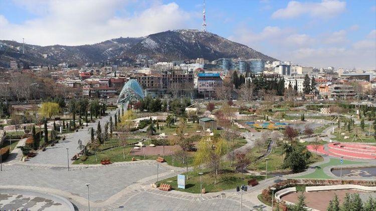 Gürcüstanda ictimai nəqliyyatın fəaliyyəti bir həftəlik dayandırılacaq