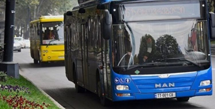 Municipal transport to be halted on May 3-12 in Georgia