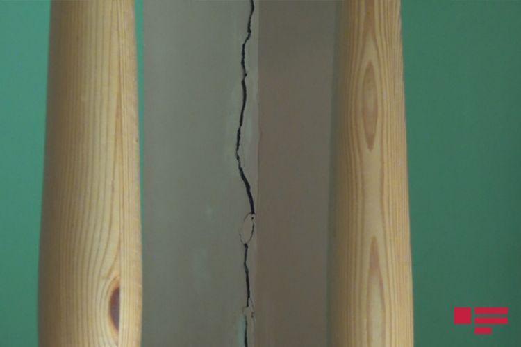 В Загатале просела субартезианская скважина, переданная в пользование 6 месяцев назад - <span class='red_color'>ФОТО</span>