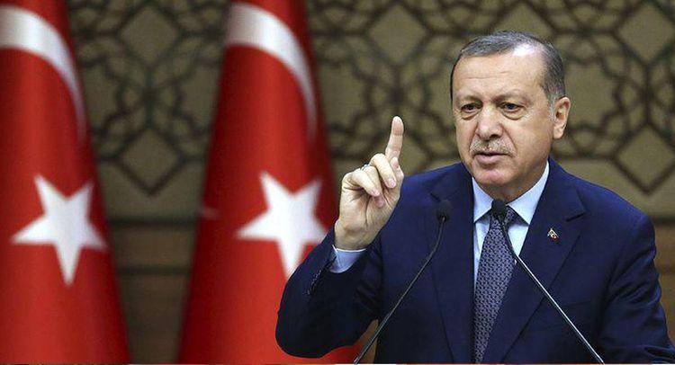 Эрдоган: Джо Байден допустил несправедливые, необоснованные, не соответствующие действительности заявления