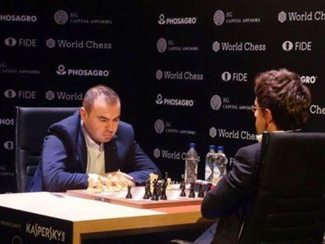 """Şəhriyar Məmmədyarovla Teymur Rəcəbov """"New İn Chess"""" turnirində 1/4 finala yüksəliblər"""