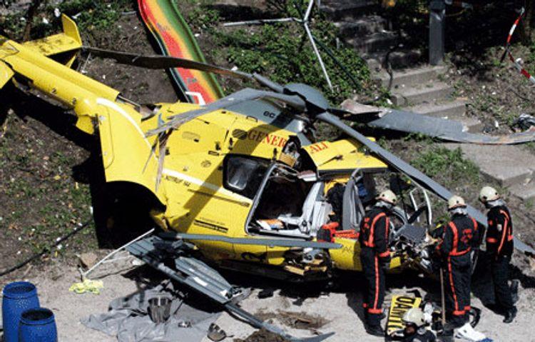 Kanadada helikopter qəzaya uğrayıb, 3 nəfər ölüb