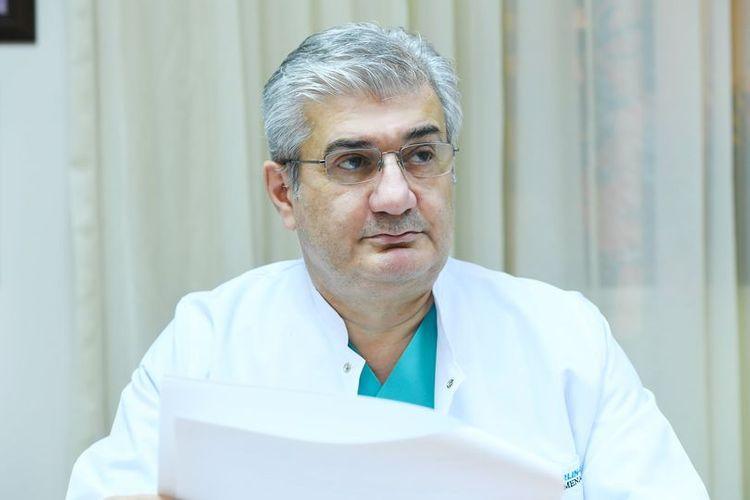 """Baş nefroloq: """"Dializ alan və transplantasiya olunan xəstələr vaksin vurdura bilərlər"""""""