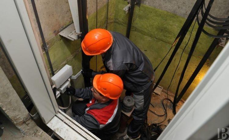Bakının yaşayış binalarında daha 625 lift quraşdırılacaq