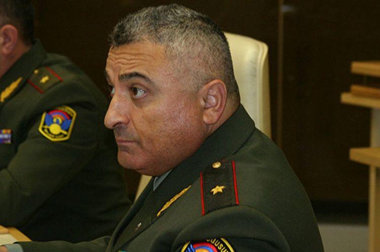 СК Армении предъявил обвинения замначальнику Генштаба ВС