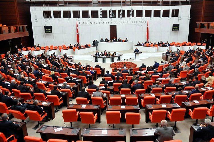 "Turkish Parliament issues statement condemning Biden's recognizing ""Armenian genocide"""