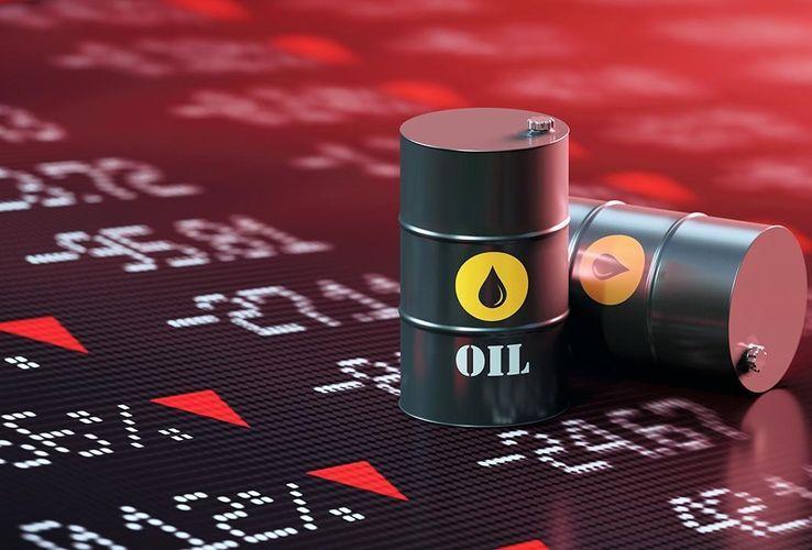 Price of Brent crude oil decreases, while WTI increases