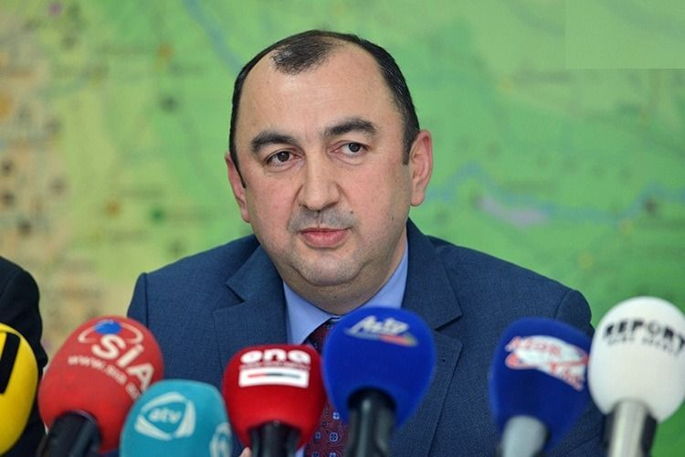 Armenians destroyed forest area of 3,500 ha and 12 natural monuments in Khojavend