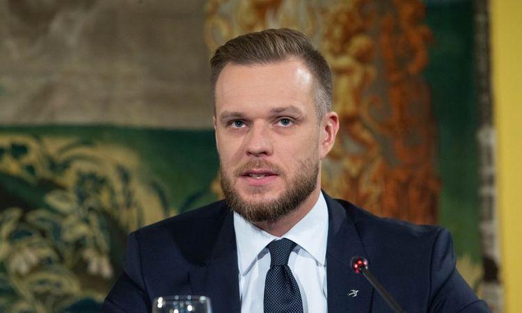 Lithuanian FM visits Georgia