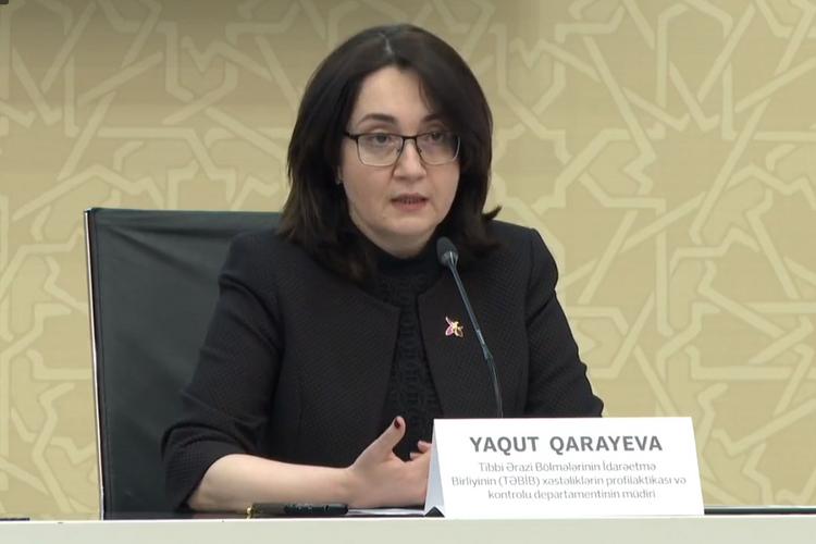 Ягут Гараева: В этом году больше всего случаев заражения коронавирусом зафиксировано у работников здравоохранения