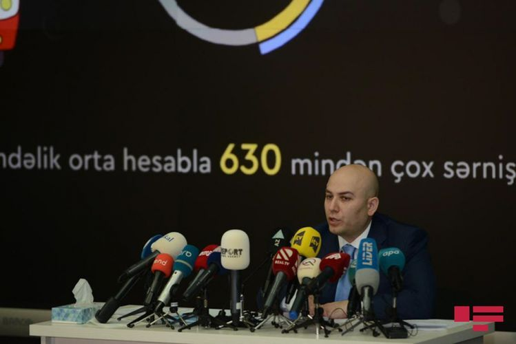 BTA: There are no restrictions on use of bus lanes on Saturdays and Sundays in Azerbaijan