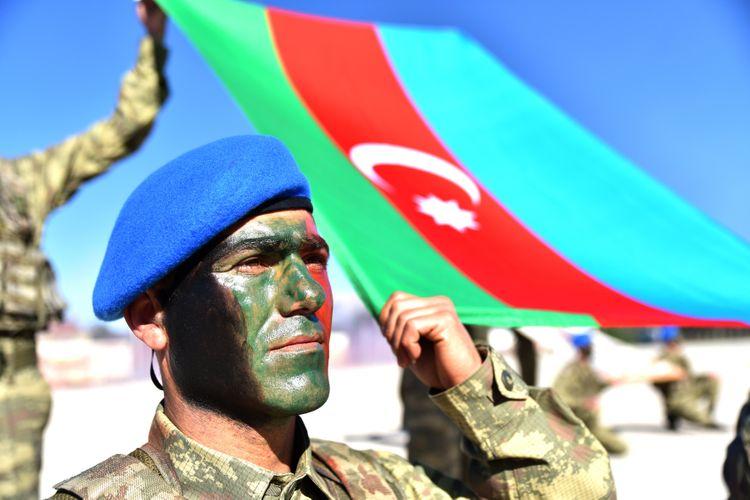 Türkiyə MN: Azərbaycan hərbçiləri İspartada keçirilən kursu uğurla bitirib