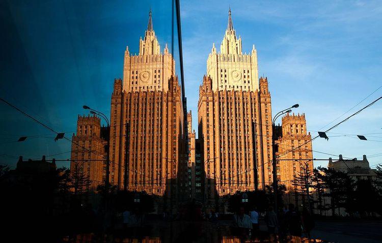 Russia expels Estonian, Latvian and Lithuanian diplomats as response measure