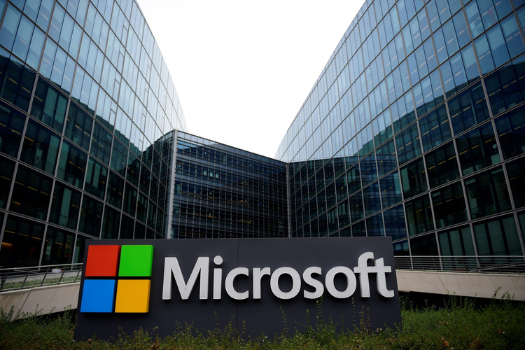 Microsoft quarterly revenue growth accelerates to 19%, net profit up 44%