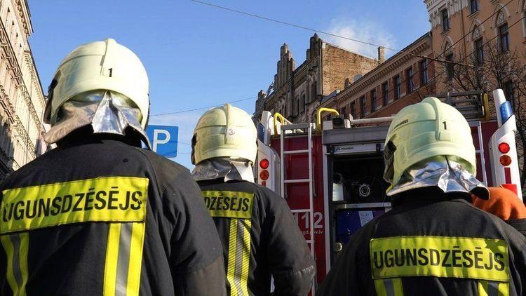Жертвами пожара в хостеле в Латвии стали 8 человек