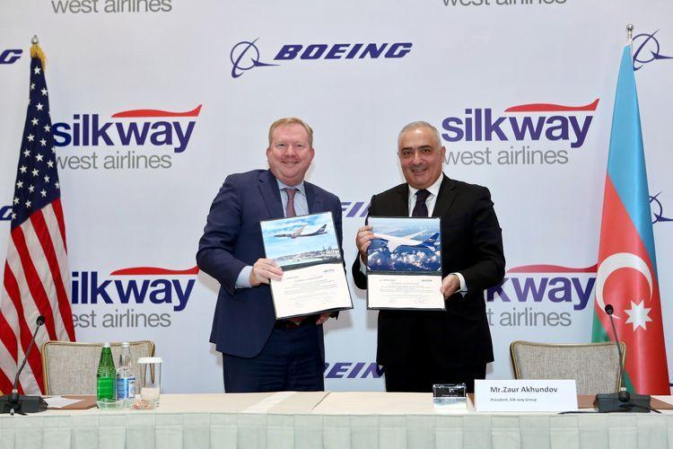 Азербайджан получит пять грузовых самолетов от Boeing