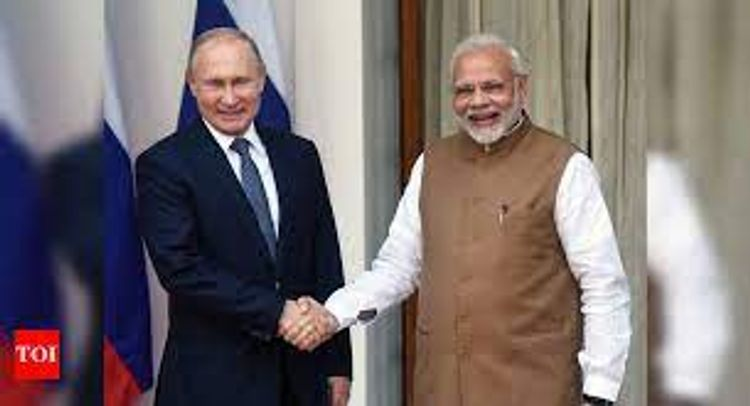 India PM discusses COVID-19 situation with Russian president