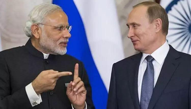 Putin və Hindistanın Baş naziri arasında telefon danışığı olub