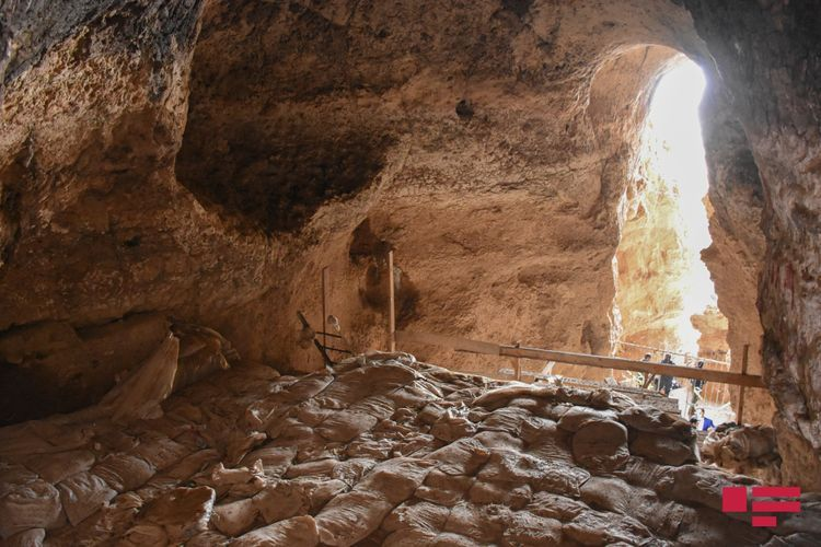 Journalists visited Azykh cave in Azerbaijan's Khojavand
