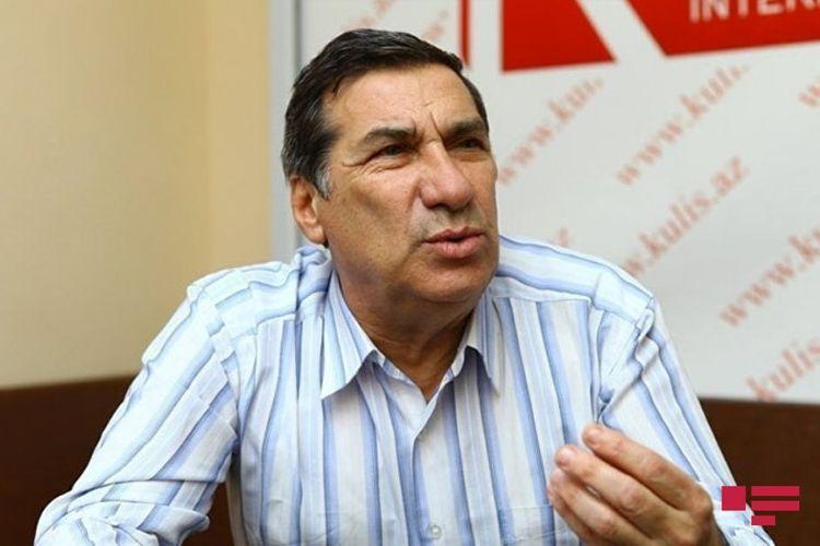Xalq artisti Arif Quliyev EKMO cihaza qoşulub