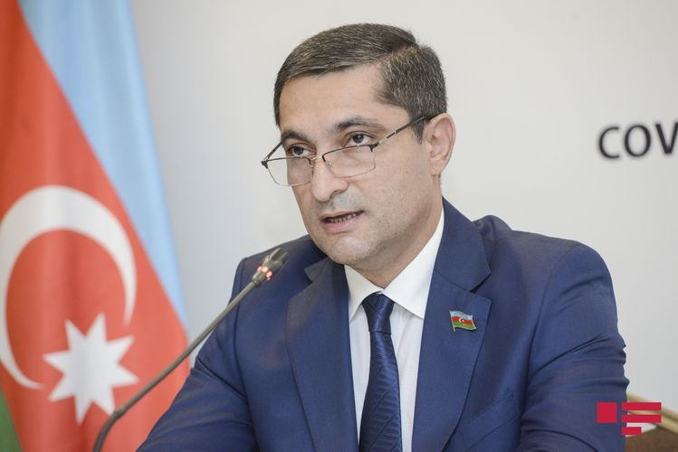 Protest letter addressed to members of France-Azerbaijan Friendship Group of French National Assembly