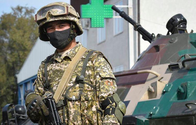 В Кыргызстане сообщили о 46 пострадавших и одном погибшем в ходе конфликта