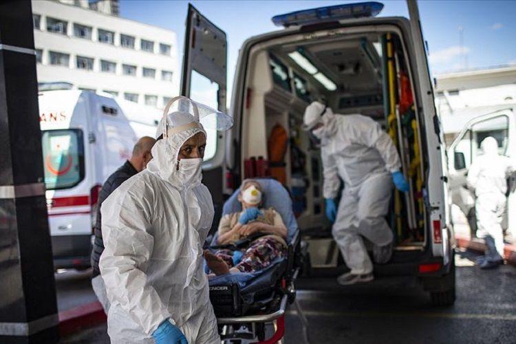 Türkiyədə bu gün 339 nəfər COVID-19-dan həyatını itirib