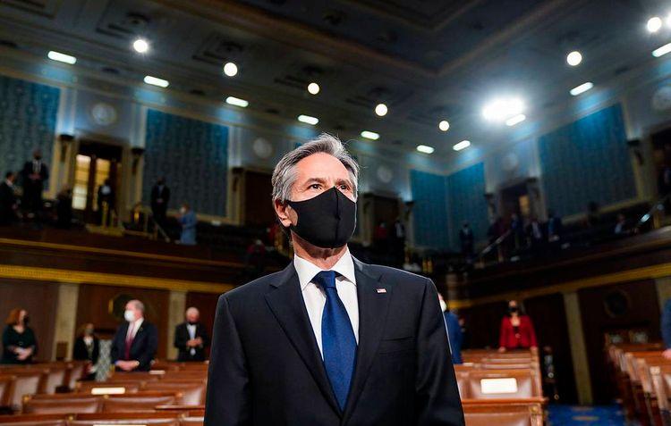 US Secretary of State Blinken to visit Ukraine next week - TV