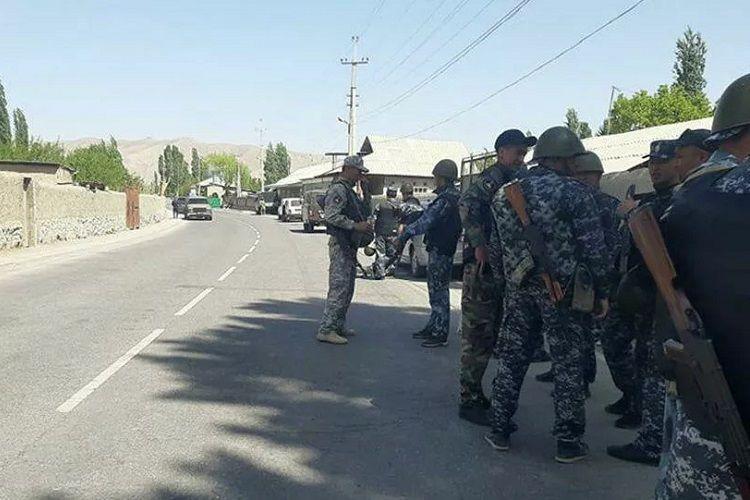 Death toll of clash on Kyrgyz-Tajik border rises to 20 - <span class=