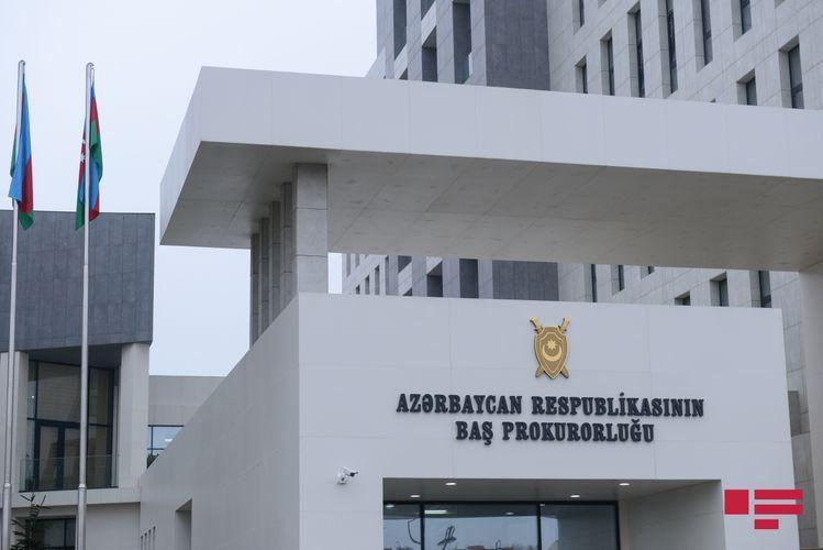 В Ясамале возбуждено уголовное дело по факту вырубки деревьев