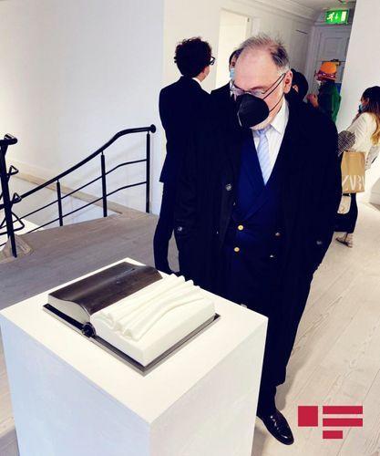 В Лондоне открылась выставка Айдан Салаховой - <span class='red_color'>ФОТО</span>