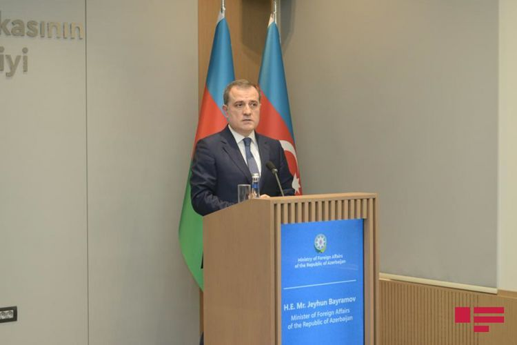 Azerbaijani FM comments on normalization of relations with Armenia