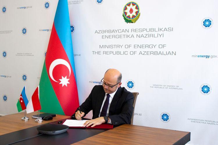 Azerbaijan, Indonesia sign MoU on energy cooperation