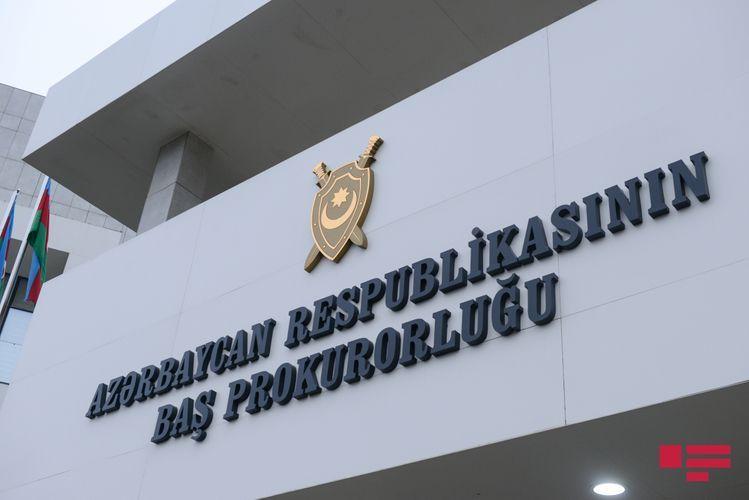 Начинается суд над племянником Зейнаб Ханларовой и другими должностными лицами
