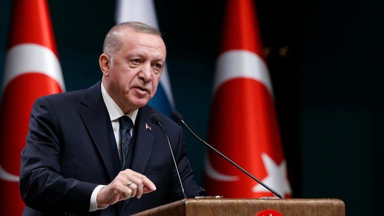 Turkey has enough COVID-19 vaccine, says President Erdogan