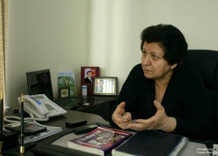 Флора Гасымова: Общественное Объединение «Азербайджанская община Нагорного Карабаха» выполнило свою миссию