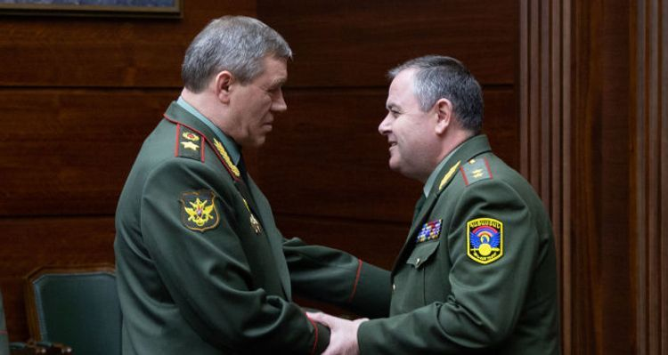 Russian and Armenian chiefs of General Staff met in Moscow