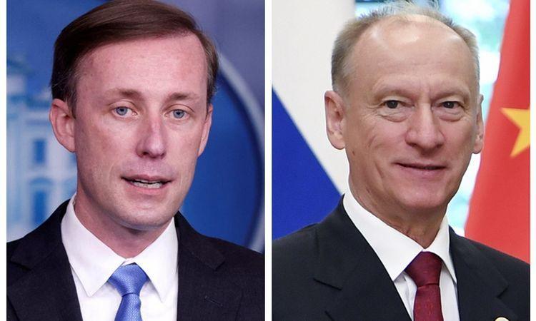 Состоялся телефонный разговор между секретарем Совбеза РФ и советником президента США