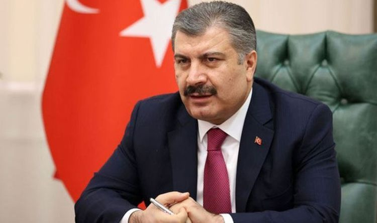 """Turkish Minister:  """"Application of the Sputnik V vaccine to be launched in Turkey as soon as possible"""""""