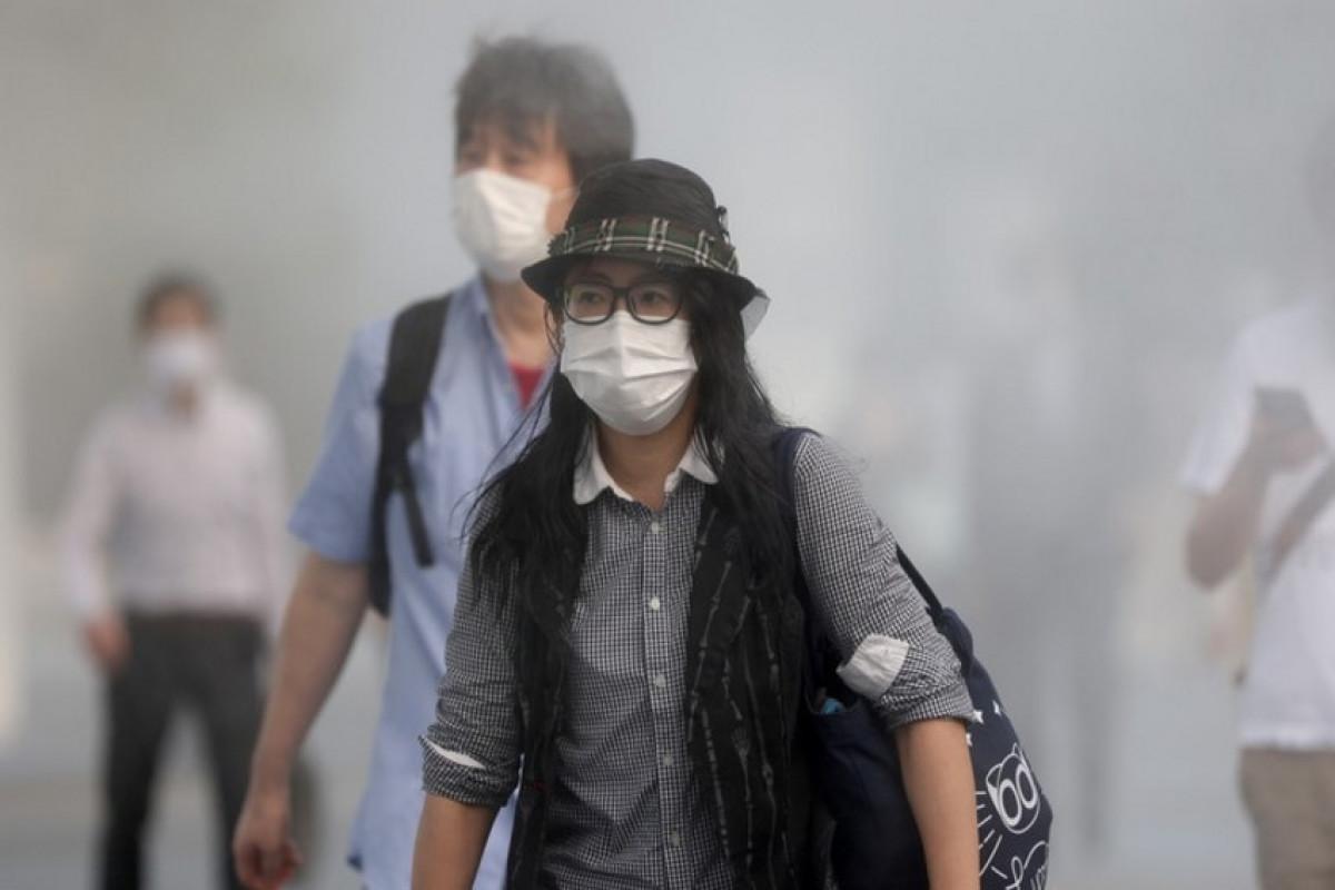 Yaponiyada son 4 gündə rekord sayda koronavirusa yoluxma qeydə alınıb