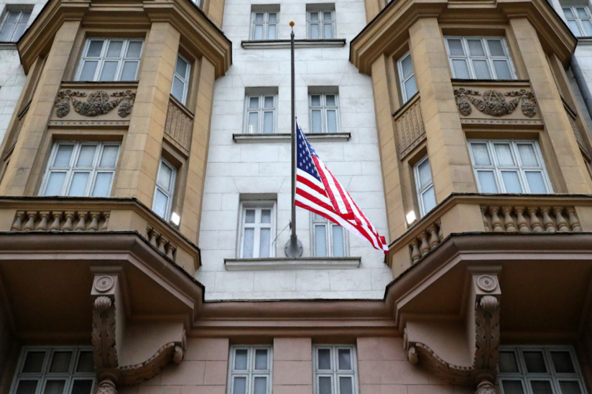 US embassy in Russia to reduce staff to 120 people from August 1