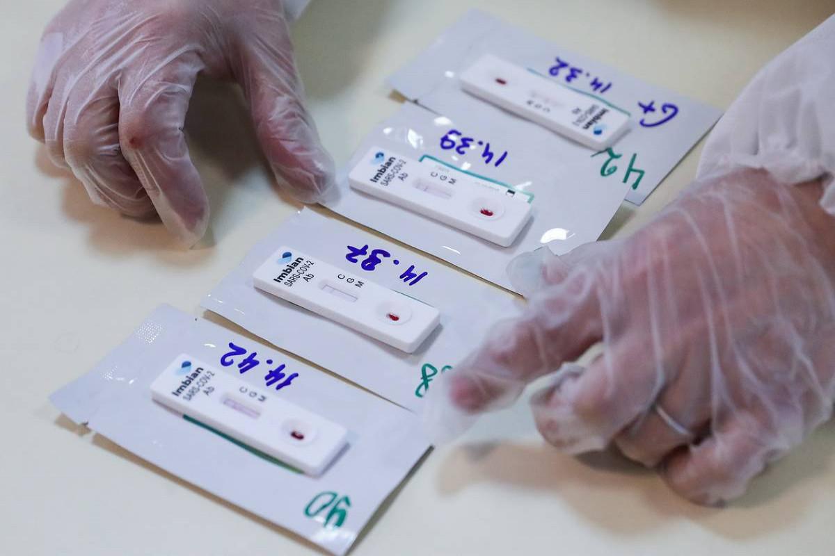 Эксперт: разный уровень антител необходим для защиты от разных штаммов ковида