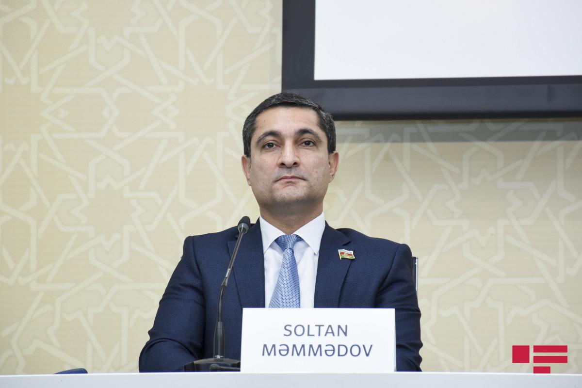 Солтан Мамедов: Непрофессиональные заявления таких людей, как Жириновский, в действительности направлены против интересов самой России