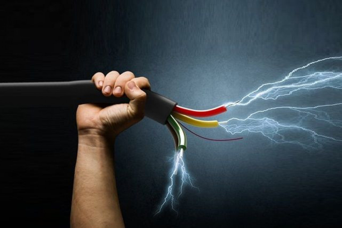 Qazax sakinini Ağstafada elektrik cərəyanı vurub, xəsarət alıb