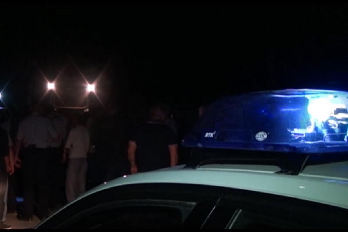 В Билясуваре столкнулись грузовые автомобили, есть погибший и раненые